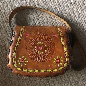 Handbags - Leather Hobo Bag